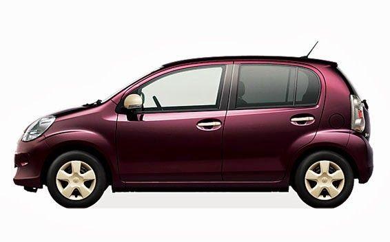 Toyota Passo / Daihatsu Boon / Daihatsu sirion the car has a lot of names :P