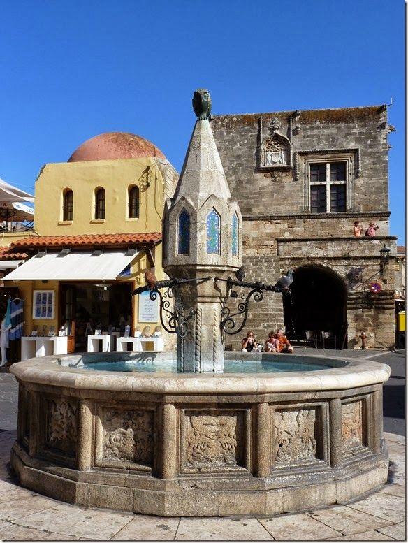 ****Ippokratous Square, Rhodes city, Rhodes, Greec…