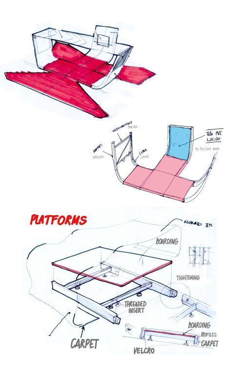 Architecture. Philip Morris Marlboro Expo 2009. #stand