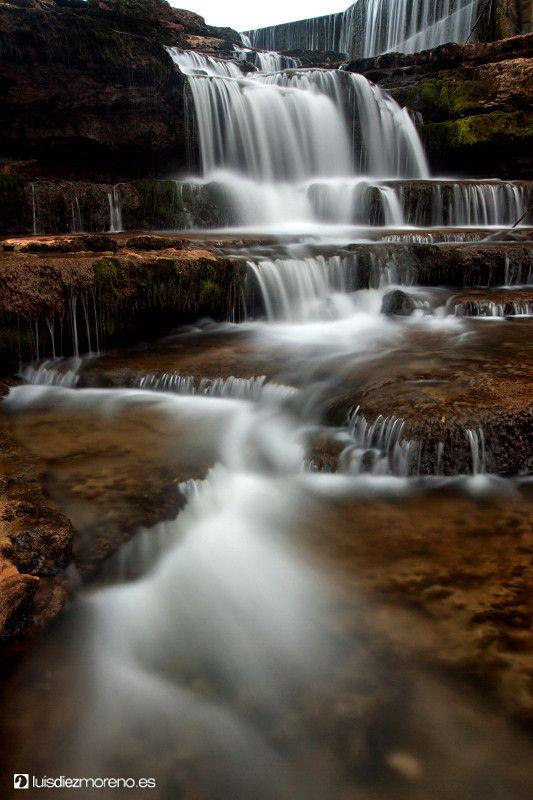Cascada El Bolao. Cantabria, Spain