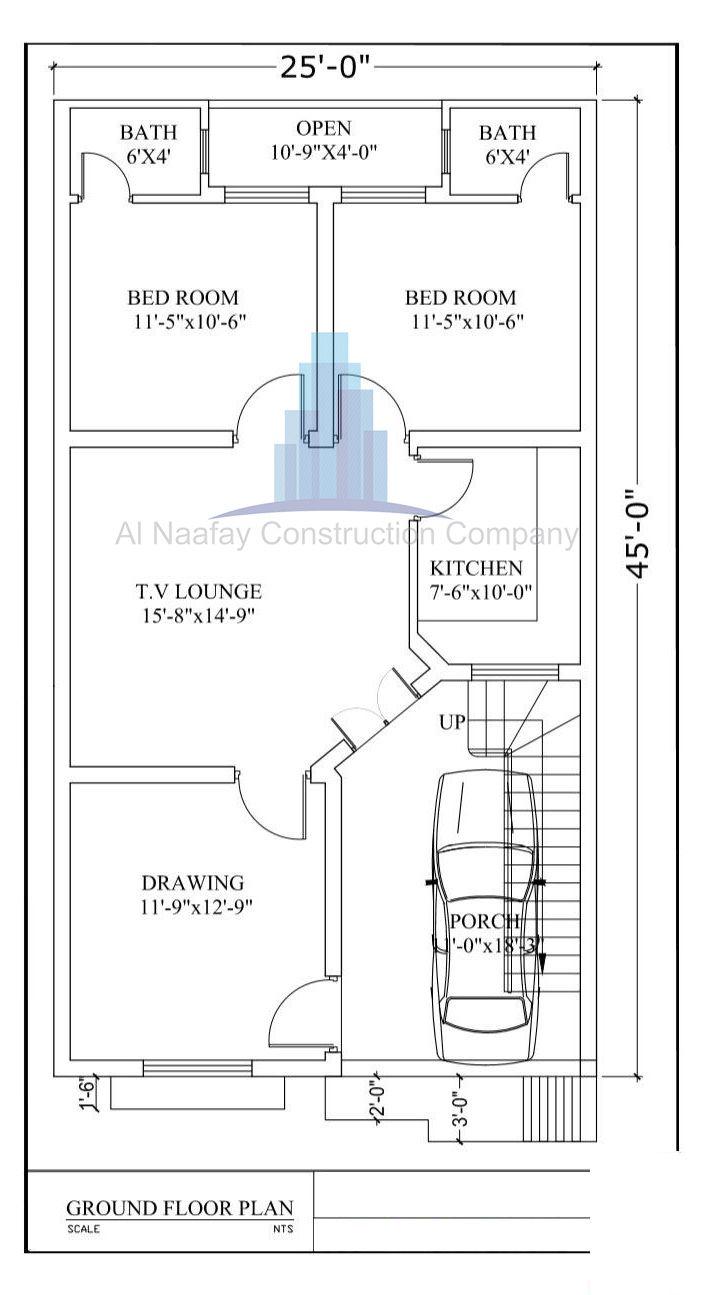 5 Marla House Design Floor Plan Design House Main Gates Design House Map