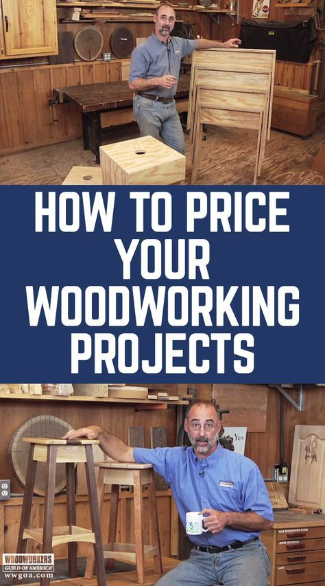 DIY Woodworking Ideas How to Price Your Woodwoorking Projects