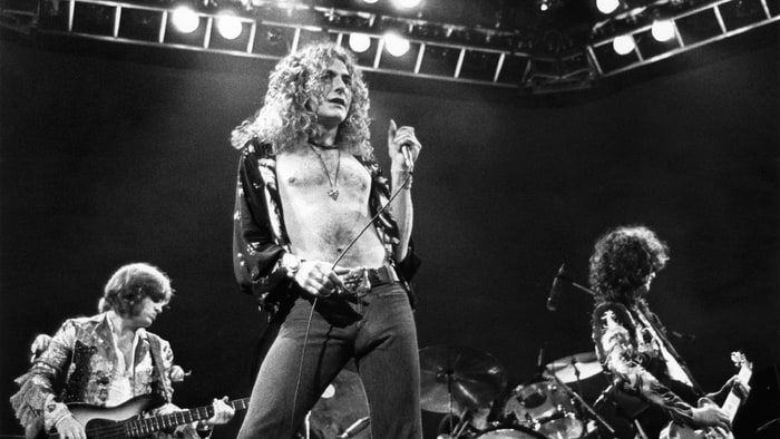 Listen to Unmixed Led Zeppelin Tapes Circa 'Physical Graffiti' That Are Going Up for Auction - Rolling Stone