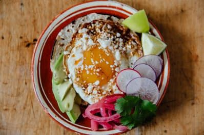 Recipe: Fried Egg Taco with Toasted Chile Oil — Recipes from the Road   Kitchn