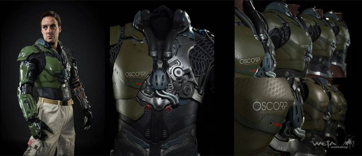 Weta Workshop Have you checked out the Green Goblin ...