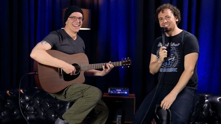 In this interview, Devin Townsend tells us all about his relationship with the acoustic guitar, and his creative processes. Plus he tests out the Hughes & Kettner era 1 acoustic guitar amplifier for the first time on a Martin dreadnought...