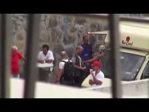 August 25 2013, Ford arrived in Bulgaria to film Expendables 3, AUG 26 new video from the set! CAST: -MEL GIBSON (Conrad -HARISSON FORD (President of USA) -W...