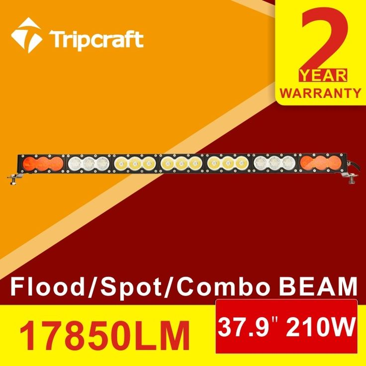 "208.50$  Buy now - http://aliedo.worldwells.pw/go.php?t=32617709802 - ""38"""" spot headlight flood combo car amber led light bar 210W police led roof light bar TC-8816C 210W led truck light bar"""