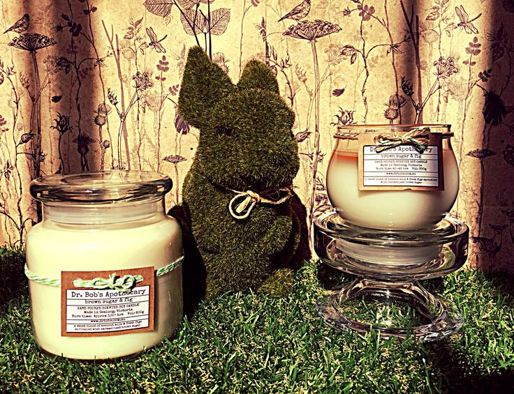 Dr Bob's Apothecary - Brown Sugar & Fig Collection  Premium Handpoured Scented Soy Candles  www.drbobs.com.au