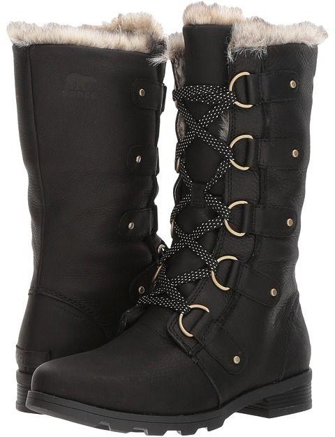 d58cf75dde8e SOREL - Emelie Lace Premium Women s Waterproof Boots