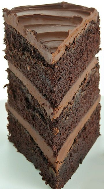 3 Layer Guinness Chocolate Cake