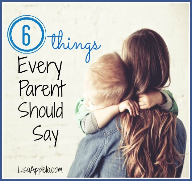 Heisman Trophy winner Danny Wuerffel relayed a powerful story of his mother's words and their huge effect on his life. Click here to read that story and 6 things every parent should say to their kids of all ages.