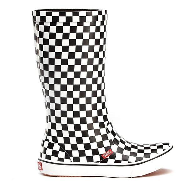 c579fd30351 Buy vans checkered rain boots