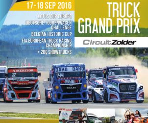 Výsledek obrázku pro belgian truck grand prix