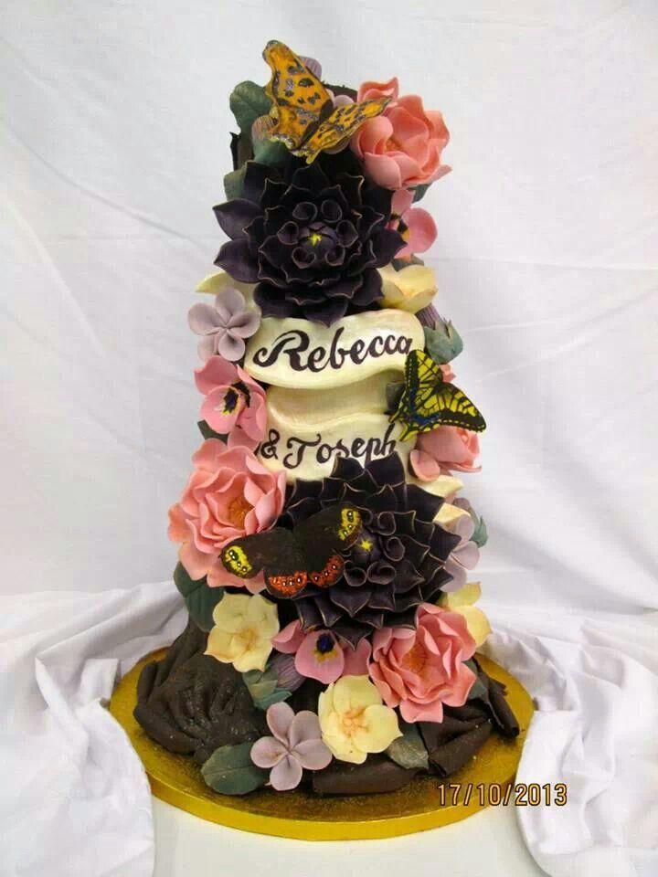 99 besten Cake Artists: Choccywoccydoodah Bilder auf Pinterest ...