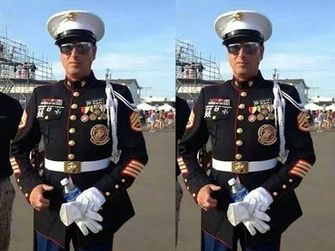Fake Marine Called Out By Army Officer In Kansas Airport ...