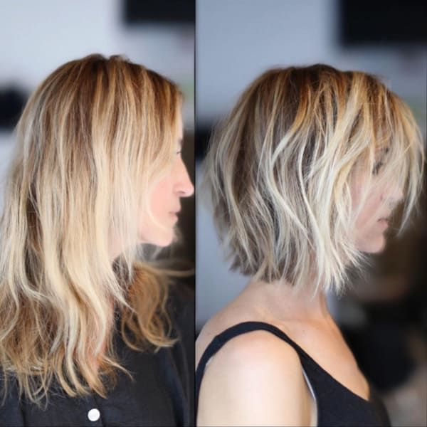 The Power of Cut & Colour #hair