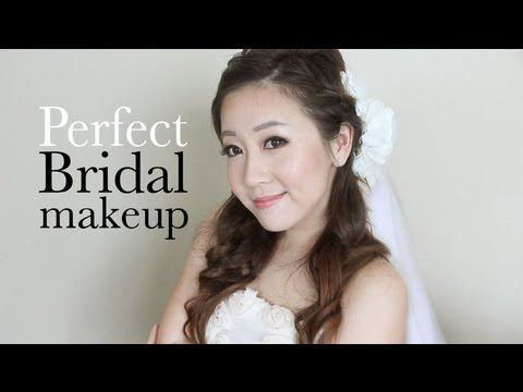 Perfect Bridal Makeup - YouTube