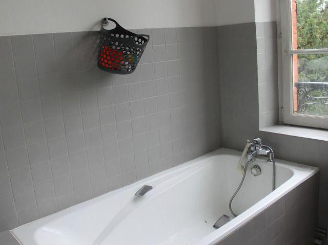 Les Meilleures Idées De La Catégorie Avant Après Salle De Bain - Peindre carrelage sol salle de bain avant apres