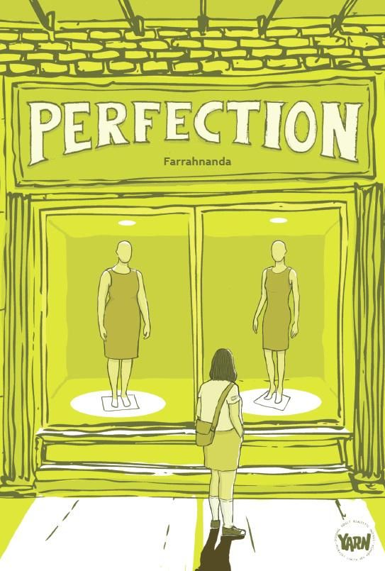 YARN 5: Perfection by Farrahnanda. Published on 16 March 2015.