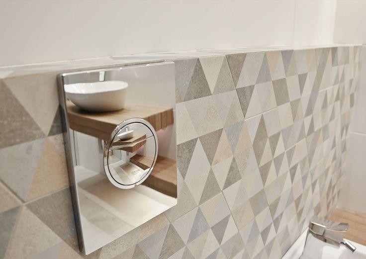 #viverto #InspiracjeViverto #łazienka #bathroom #beautiful #perfect #pomysł #design #idea #nice #cool #inspiration #nowoczesność #nowocześnie #płytki #tiles #bateria #wow #moda #trend #kolory #kolorowo
