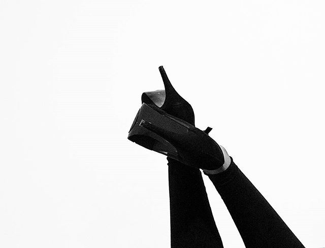 Killer. 👠 #highheels #minimal #photography #toronto #snapseed #minimalism #blackheels #blackandwhite #minimalist #selfphotography