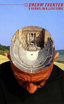 dream theater album cover by storm thorgerson