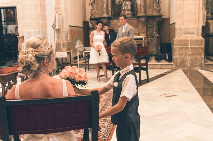 Beautiful Norwegian wedding in Majorca (August 2014)