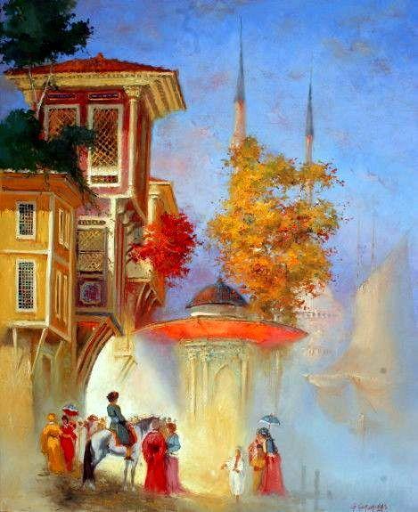 ''Istanbul'' Georges Corominas