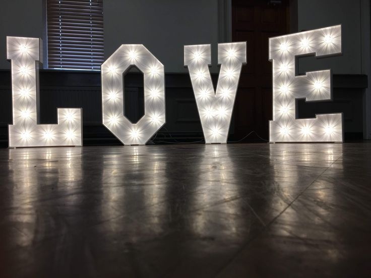 #love #loveletters #led #lightup #bright #lights #wedding #backdrop #props #event #party