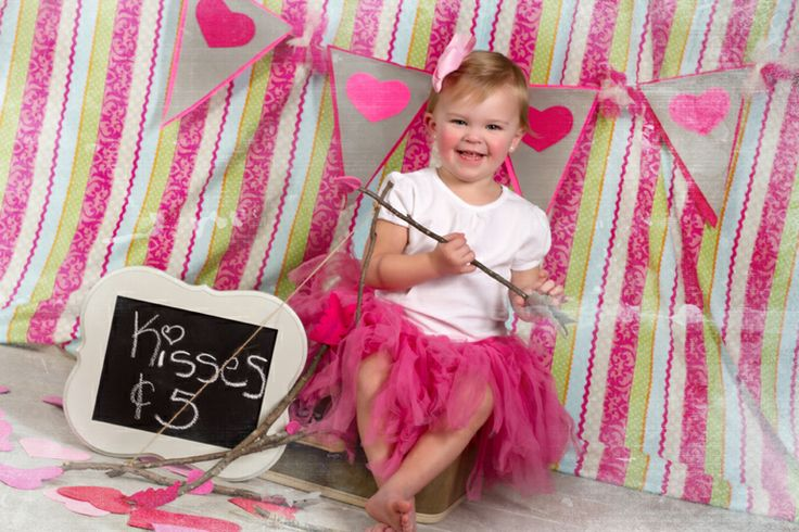 """""""Sweet Little Lady L-O-V-E XOXO"""" by Portrait Creations Valentine's Quick Pix 2014 located in Charlotte, NC..  Schedule today! View this link for more information http://eepurl.com/MrNjb."""