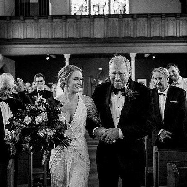 Wedding day. Tears of joy.  @tessfollett, now on Mr Theodore. Link in our bio.