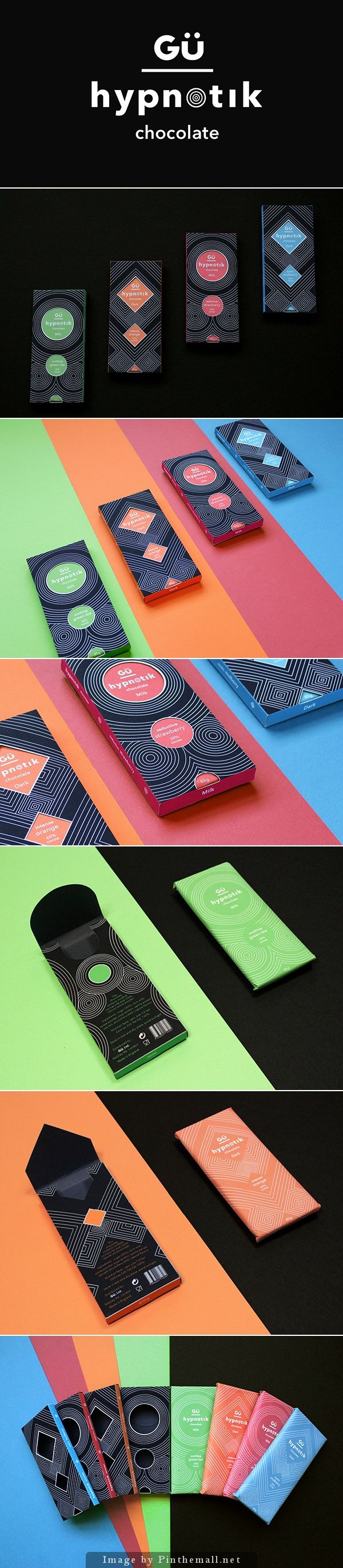 Hipnotik Chocolate by Huan Nguyen