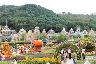 Day 5- Everland One of the best theme park in Seoul. #AviaPromo #Travelling #Kpop