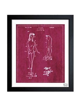66% OFF Oliver Gal 'Doll Construction, 1961' Framed Print