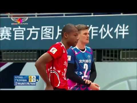 Beijing (北京) vs Guangdong (广东) | 31-12-2017| Chinese Men's volleyball su...