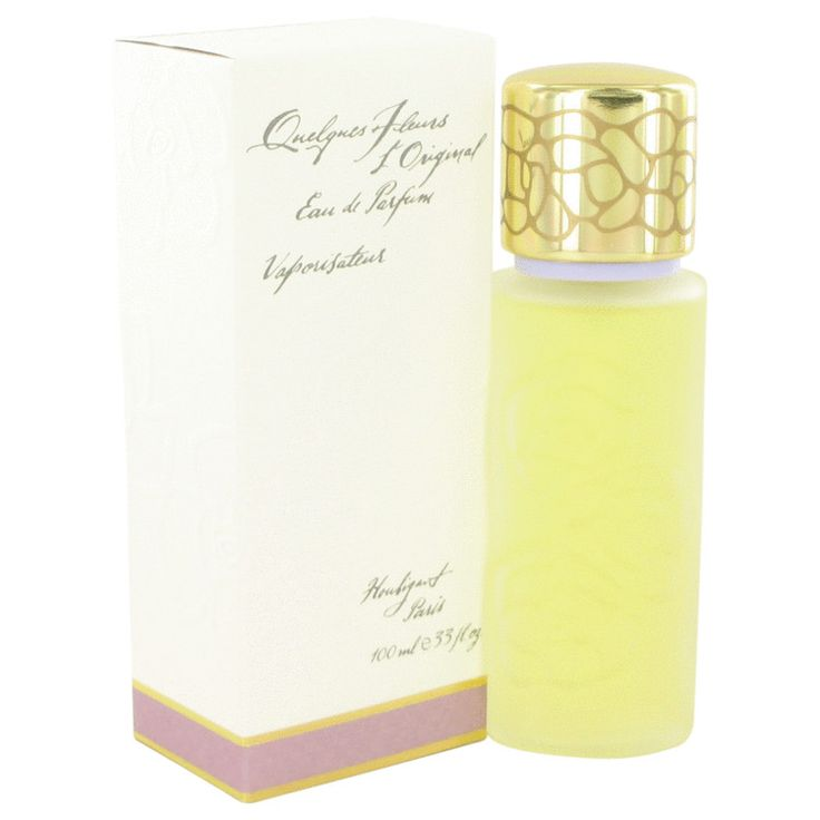 Quelques Fleurs Perfume Edp Spray 3.4 oz   Houbigant Perfumes ...