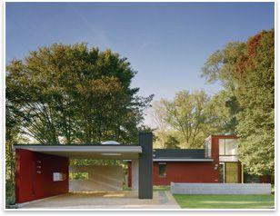 Carport / Bungalow renovation by Robert M. Gurney