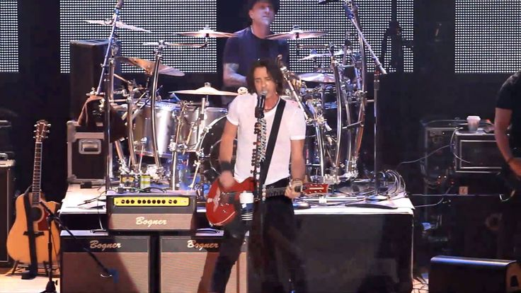 """Rick Springfield - """"Our Ship's Sinking"""" (HD Live)"""