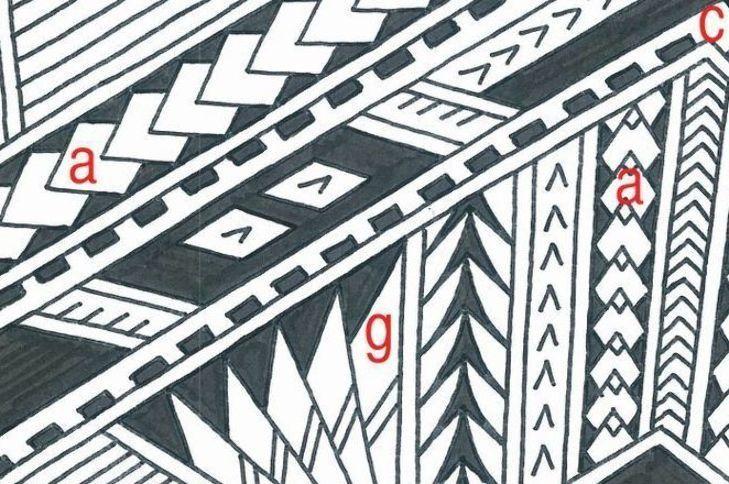 Nice Geometric Tattoo Polynesian Tattoo Meanings Samoan Tattoo Hawaiian Tattoo