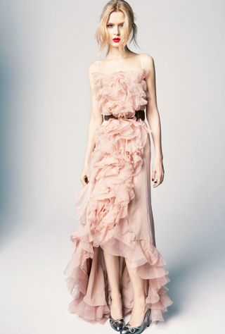 Nina Ricci Pre Fall 2012, one of my all time favorite collection ever.  Insane.
