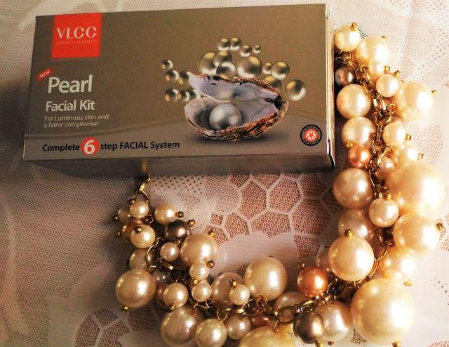 Beauty & Beyond: VLCC Pearl Facial Kit Review