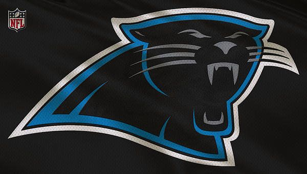 Carolina Panthers Uniform Print By Joe Hamilton