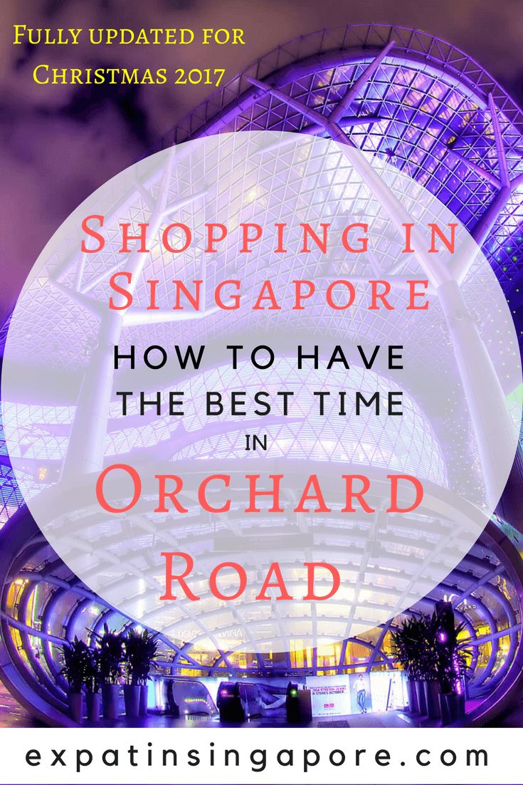 Click through for the ultimate guide to Orchard Road, Singapore! Orchard Road,  Shopping In Singapore, Restaurants in Singapore, Singapore things to do, Singapore attractions, What to do in singapore, Places to visit in singapore, Singapore tourist spots