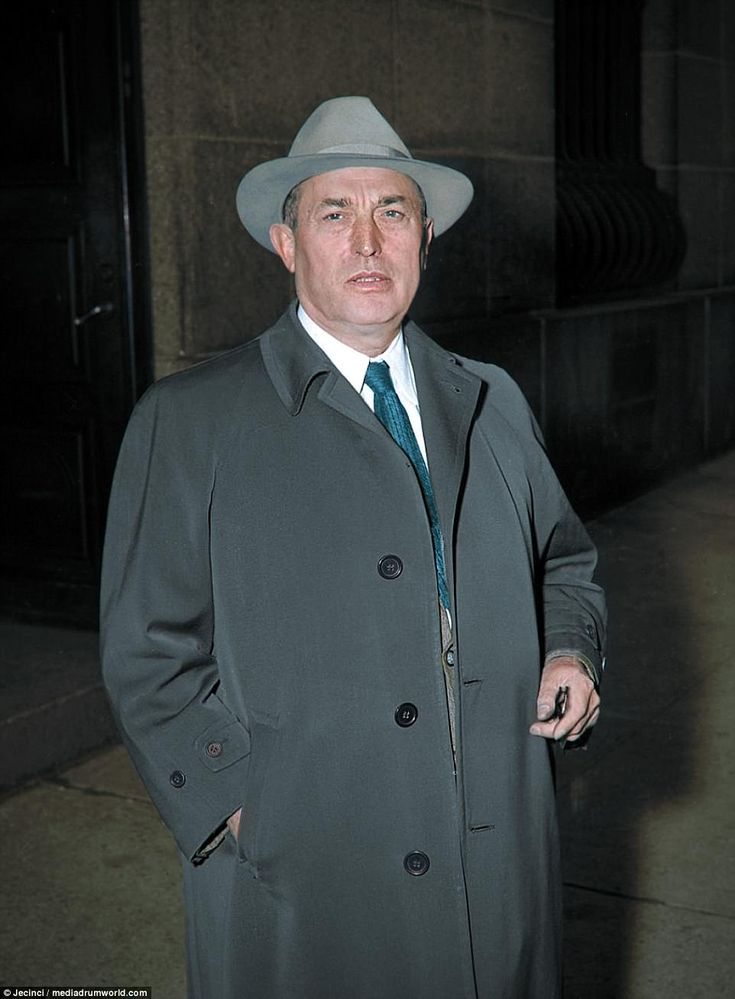 Joe Profaci, who founded the New York based Profaci family, now known as the Colombo crime family. His was the last of the so-called 'five families' of New York to be founded. He remained boss of the family for three decades before dying of liver cancer in 1961.By 1930, Profaci was controlling numbers, prostitution, loansharking, and narcotics trafficking in Brooklyn. Despite starting out as a legitimate businessman, hisfamily's status in Sicily, where he may have belonged to the Villabate…