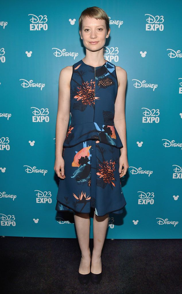 Beautiful, but... from Fashion Police  The pattern on Mia Wasikowska's Proenza Schouler peplum dress is definitely interesting and beautiful, but there's still something a little dowdy and/or heavy about the look. We'd love to see the Brit beauty in something that gives her a little more shape.