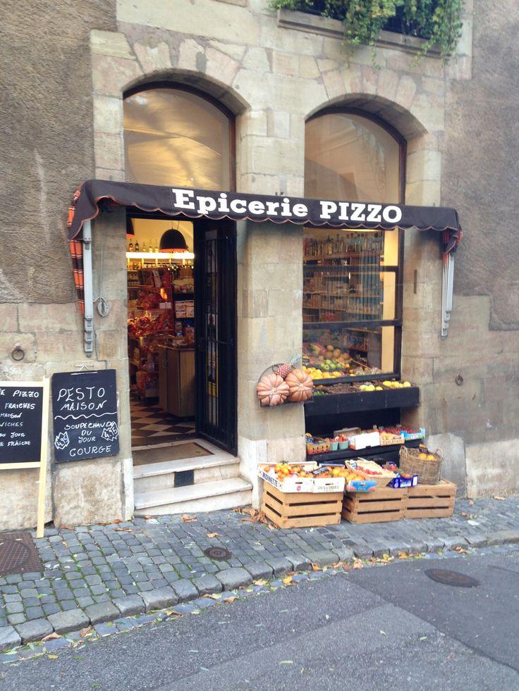 Shop in Geneva