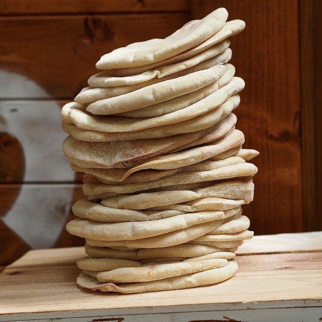 Laskominy od Maryny: Pita chléb