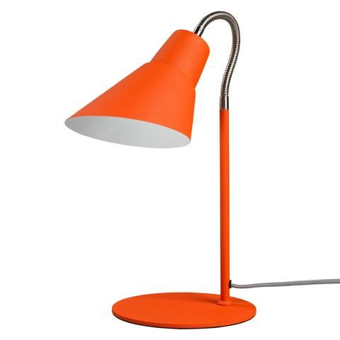 Gooseneck Lamp Goldfish Orange | Wild & Wolf -  Bloomsbury Store - 1