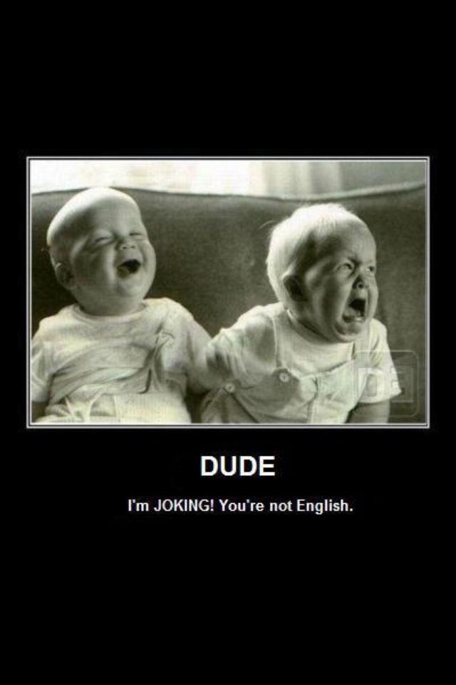 Hahaha. Love some Scottish humour.